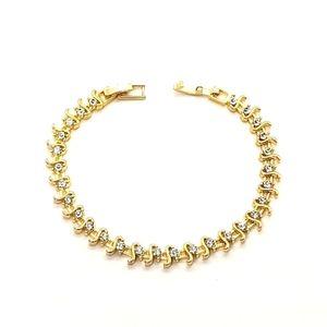 ♠️+ Swarovski® Diamonds Bracelet S Style